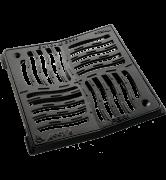 Grille concave ACCYO fonte GS PMR C250