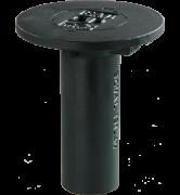 Rehausse de bouche à clé 131 fonte - diamètre 70 mm