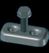 élément de chaînage mécanique pour grille plate N°709 et N°710