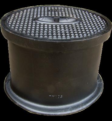 Coffre hydrant fonte - 35 kg