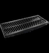 grille 71 avec cadre fonte D400