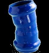 raccord fonte Coude à joint automatique un trente-deuxième (1/32) pour tuyaux PVC rigide