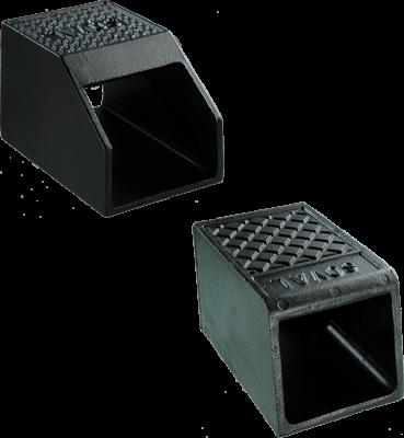 Têtes de gargouilles 290 et 297 profil A et profil T 250 kN