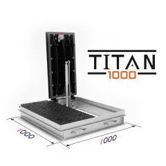 Trappe TITAN 1000