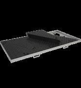 TRAPPES VERROUILLÉES type PCV classe D400 tampon fonte cadre acier