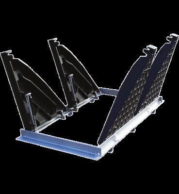 TRAPPES type KEVA E600 VERROUILLÉES ARTICULÉES tampon fonte cadre acier