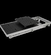 TRAPPES CLASSIQUES types LC D400 à grille anti-chute à mailles tampon fonte cadre acier grille acier